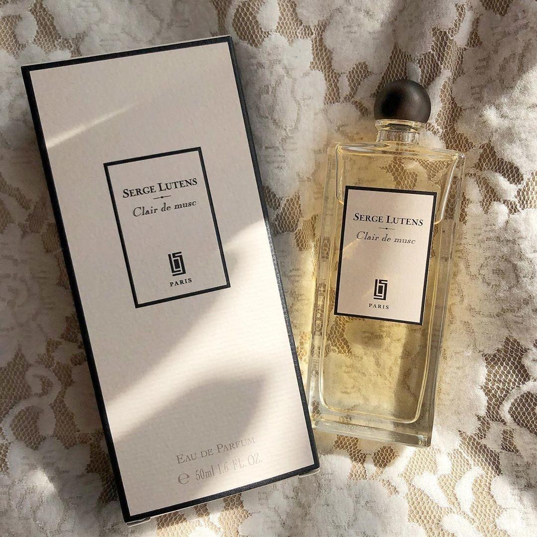 小嶋陽菜さん愛用♡まるで気体の宝石のようなセルジュ・ルタンスの甘美な香り