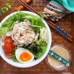 暑い日はさっぱりしたものが食べたい。最短5分で作れるうどん・蕎麦・冷麺レシピ