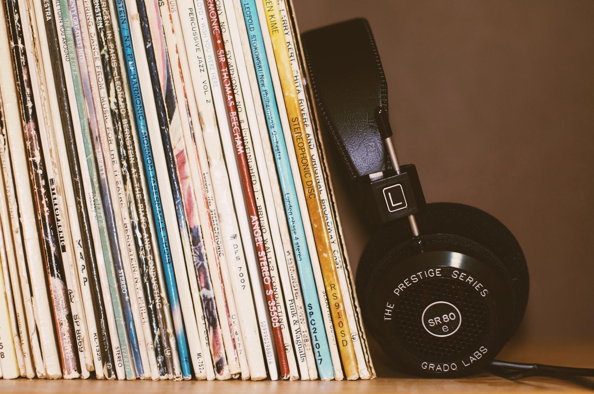 好きな音楽を聴いて、モチベUP