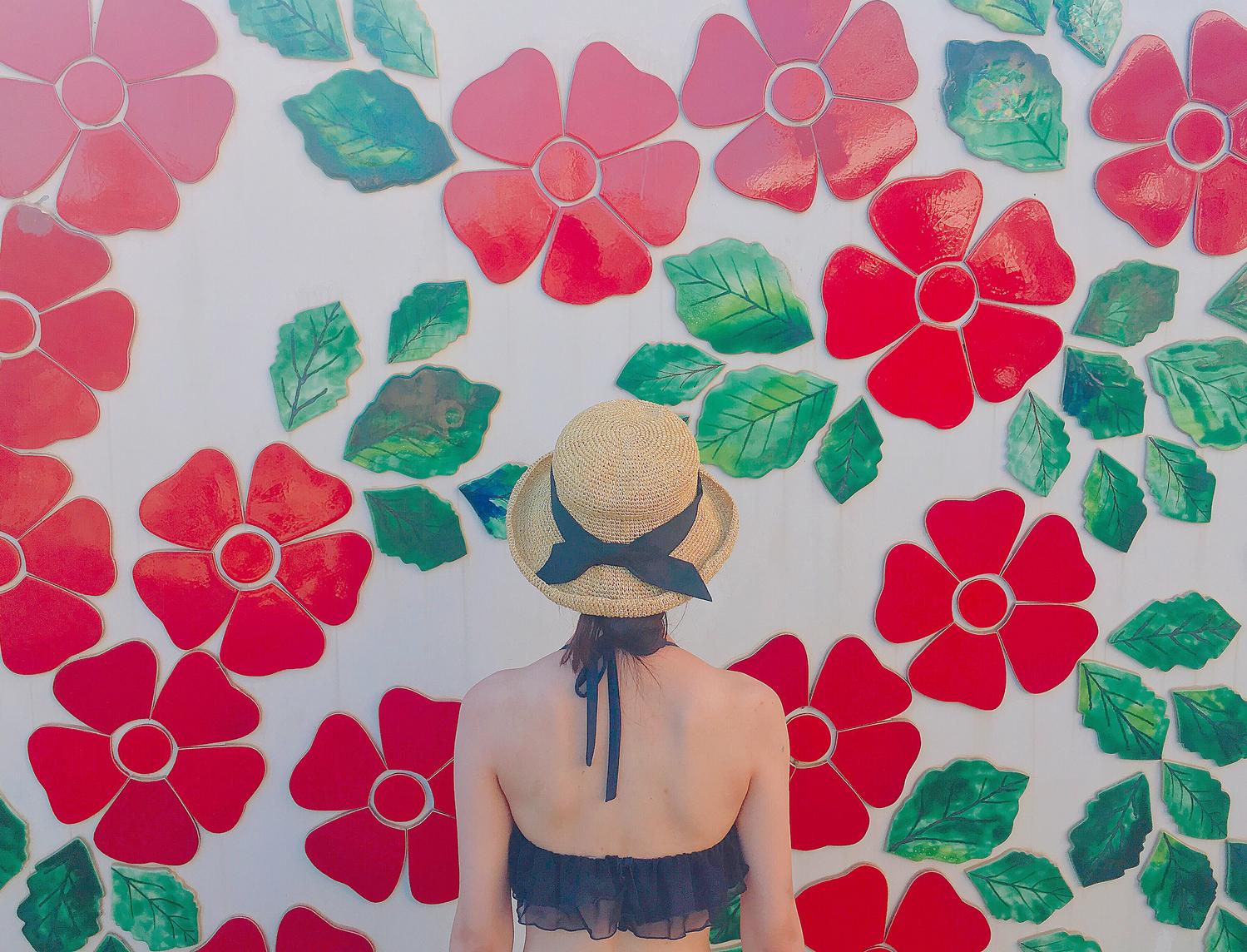 「沖縄の自然と触れ合いたい」