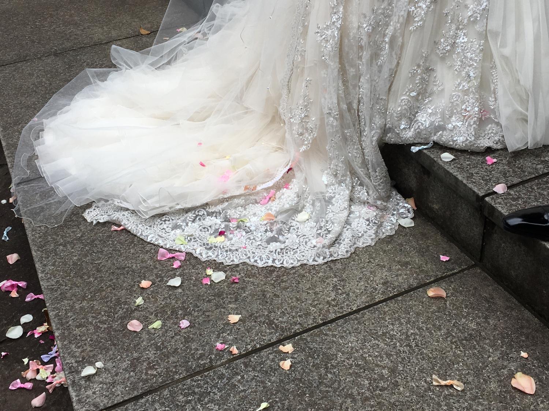 素敵な花嫁になりたいから