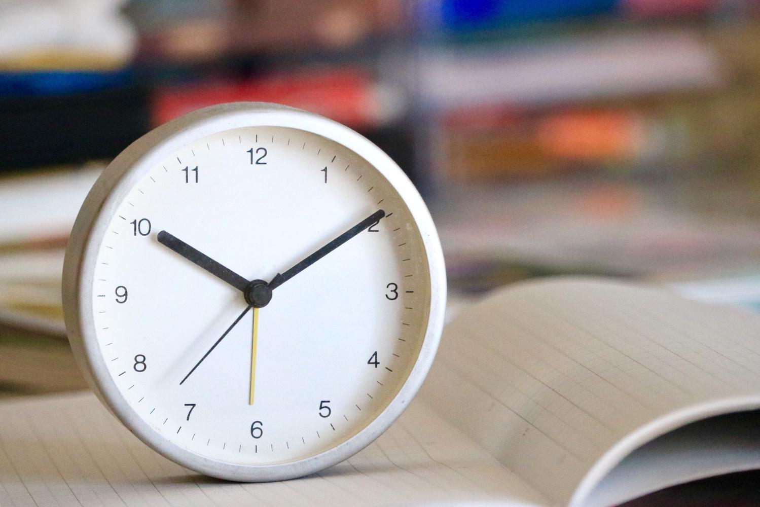 時計はアナログ or デジタル