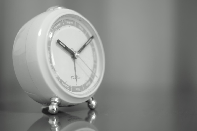 アイテム① 時計