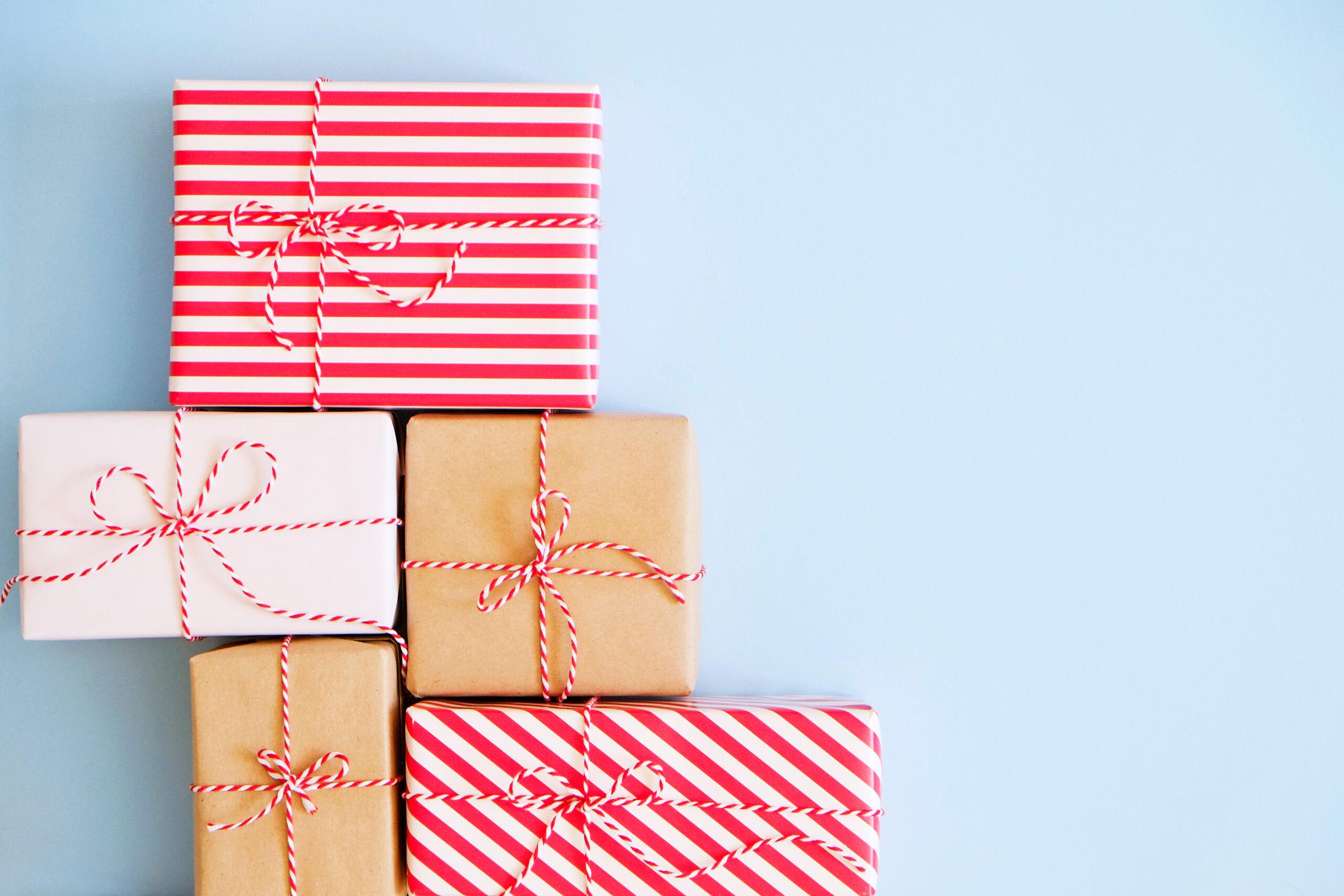 5:贈り物にそっと添えて