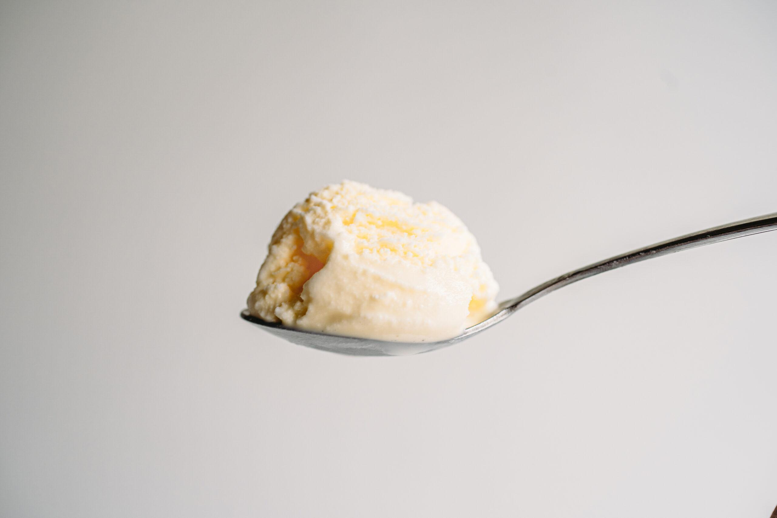 アイスに癒やされて気分爽快?