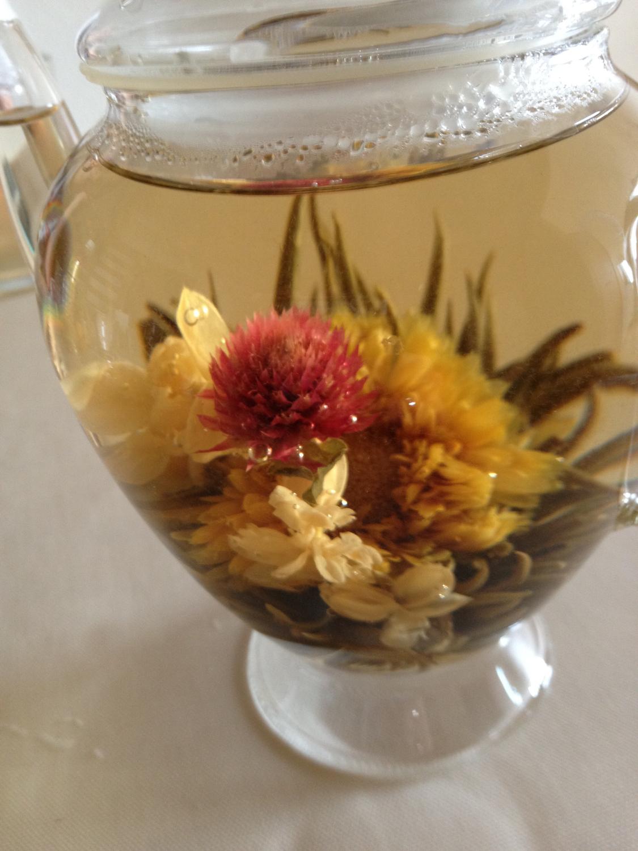 オススメの工芸茶ショップは…
