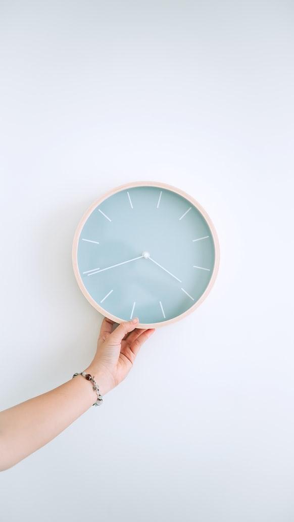 どんな時計を使っていますか?