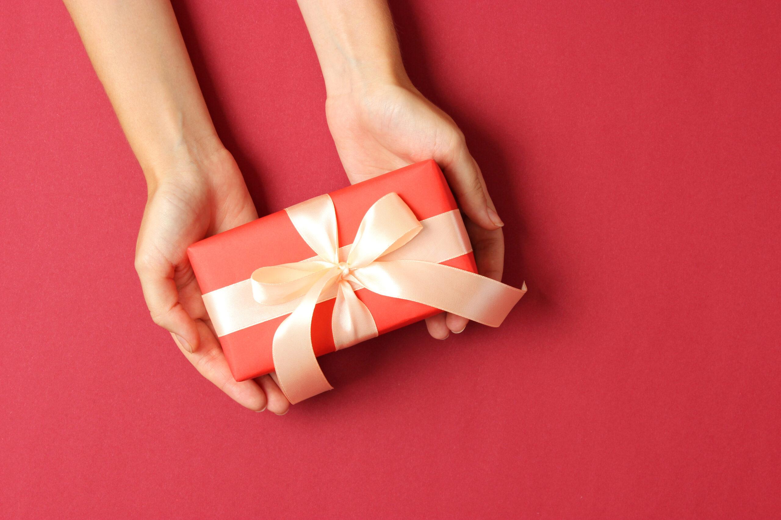 友達のプレゼント見つかりそう?