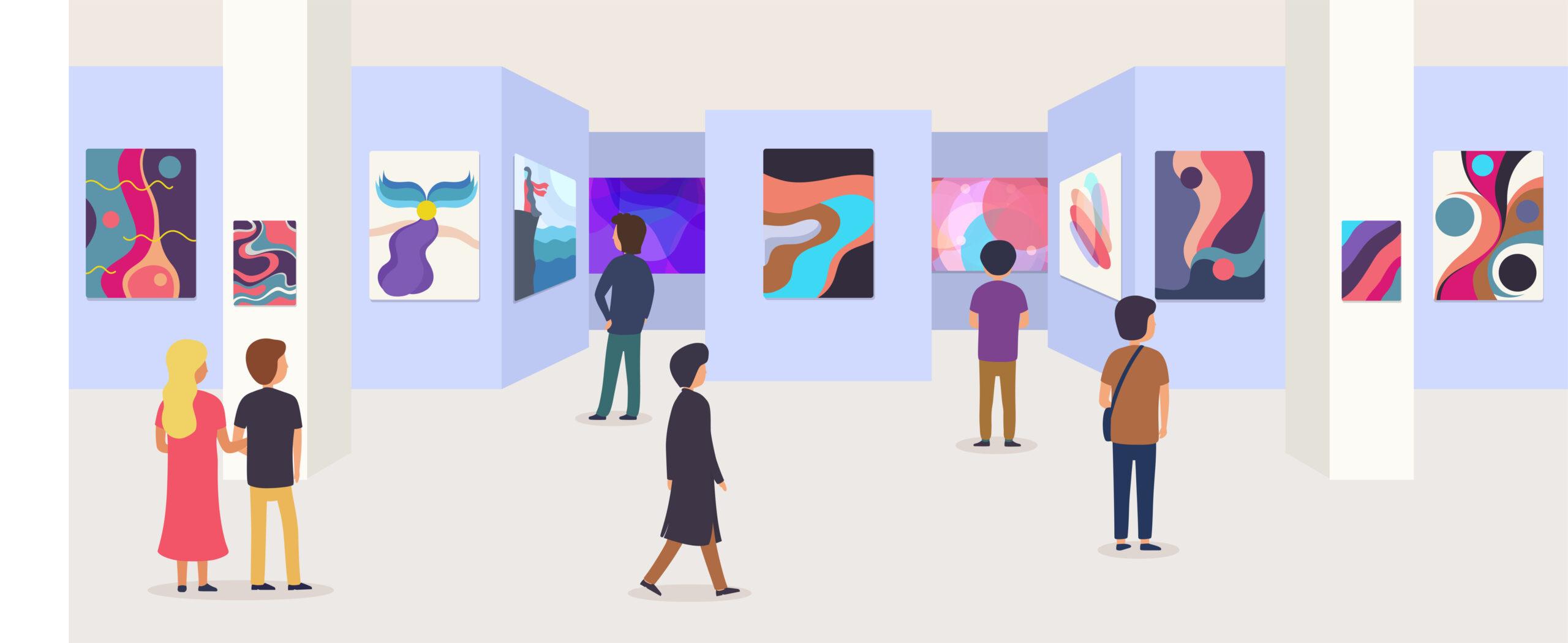 どんな美術館が体験できるの?