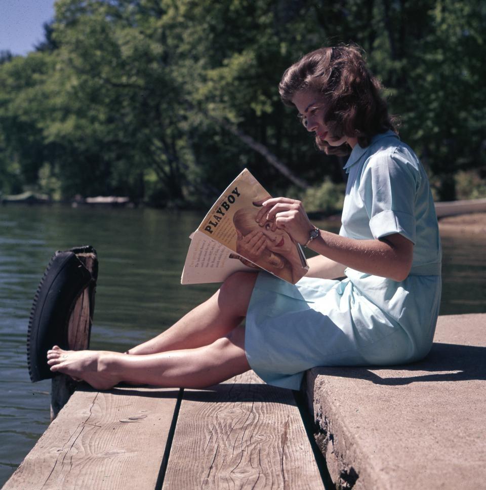 お洒落なあの子は何を読んでる?