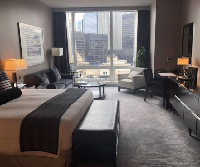 コンセプトはホテルのような空間