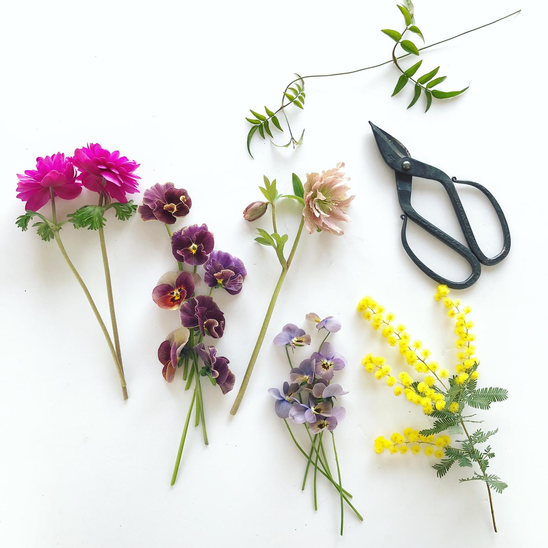 HitoHana|ボリュームのあるお花
