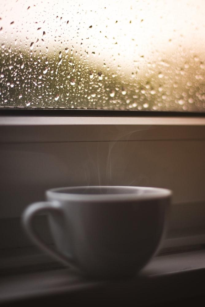 :雨の日の過ごし方