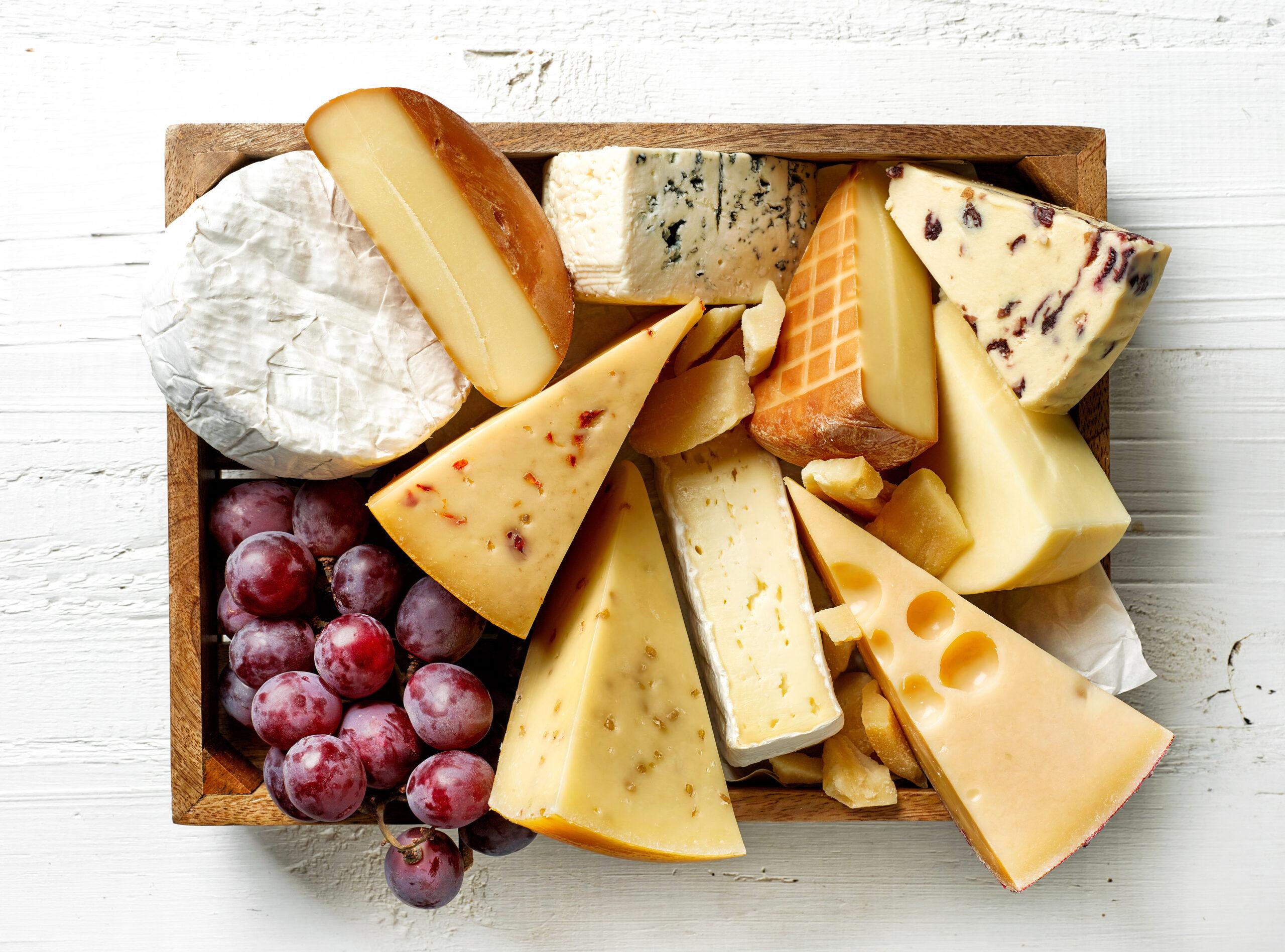 奥深いチーズの世界、見てみませんか?
