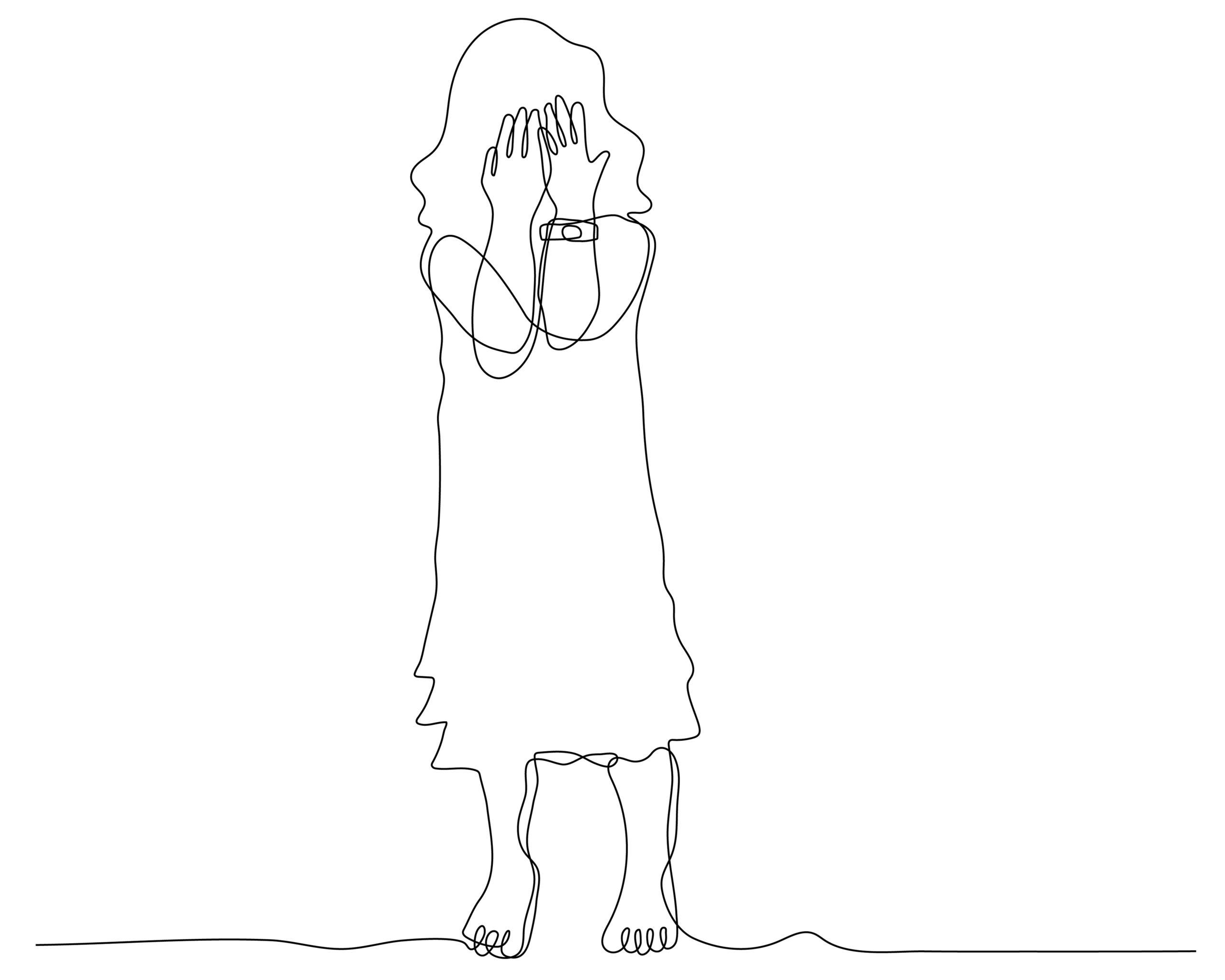 →話しかけられるのが怖い