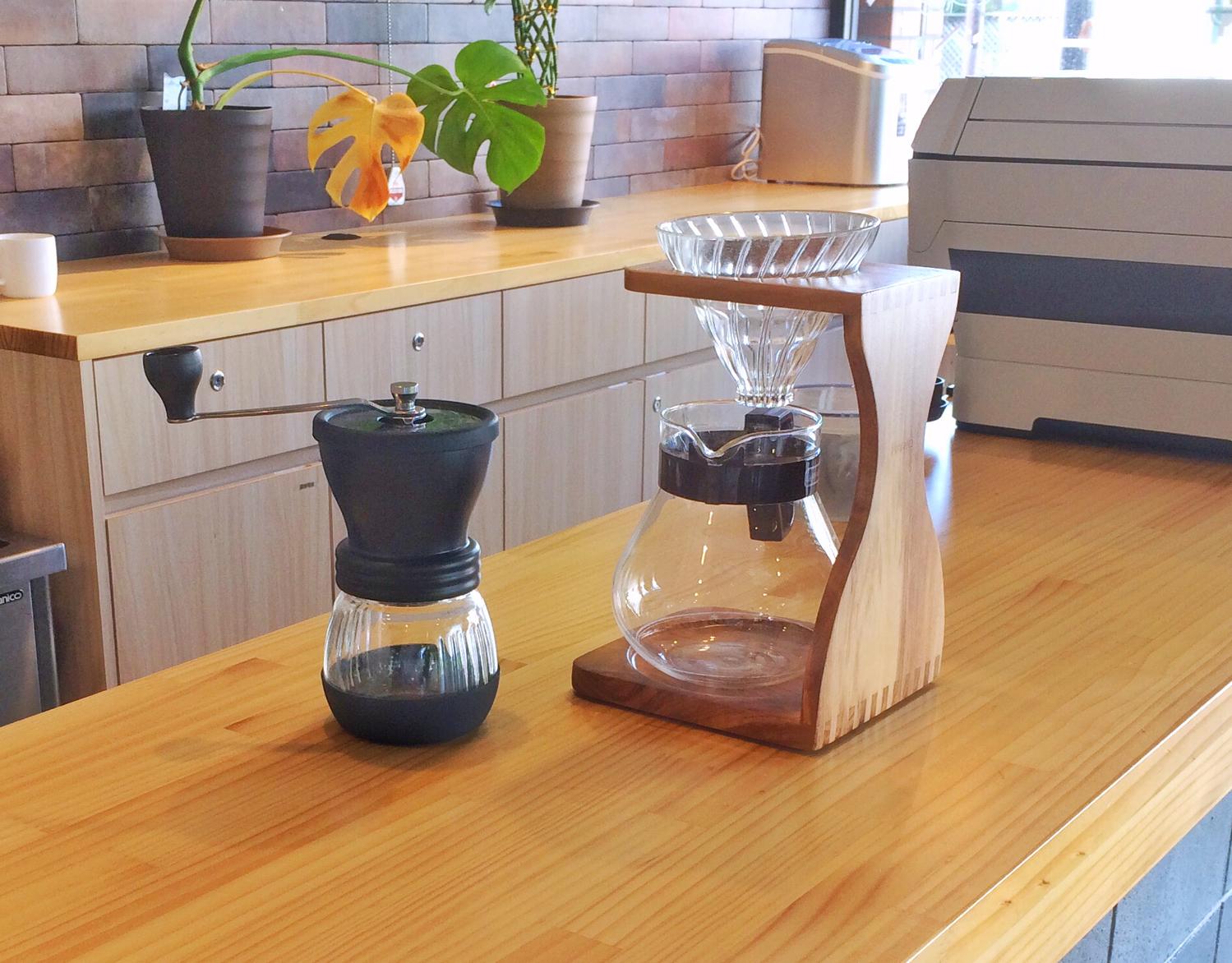 コーヒーフィルターにこだわるべし