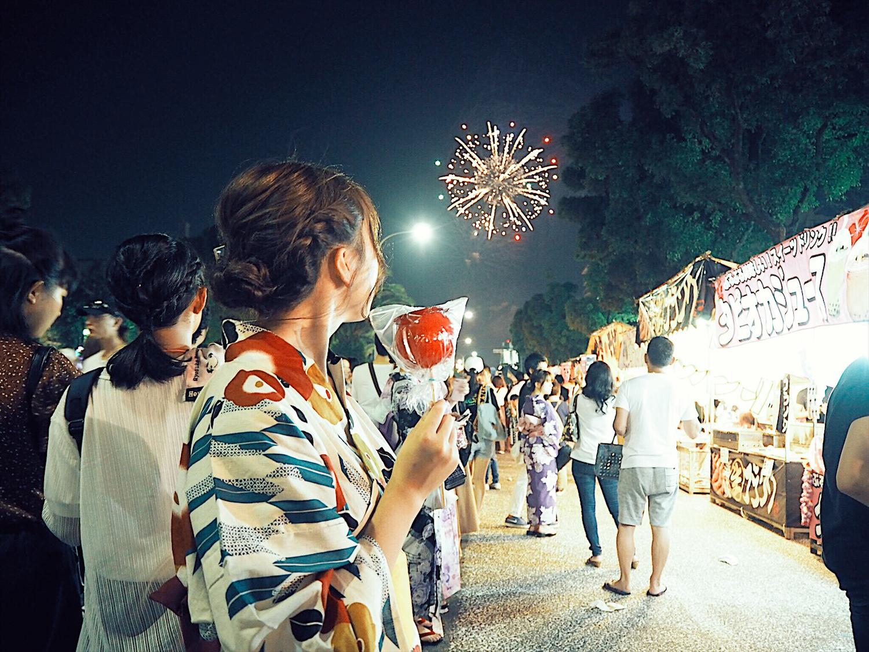 ココロオドル夏祭り