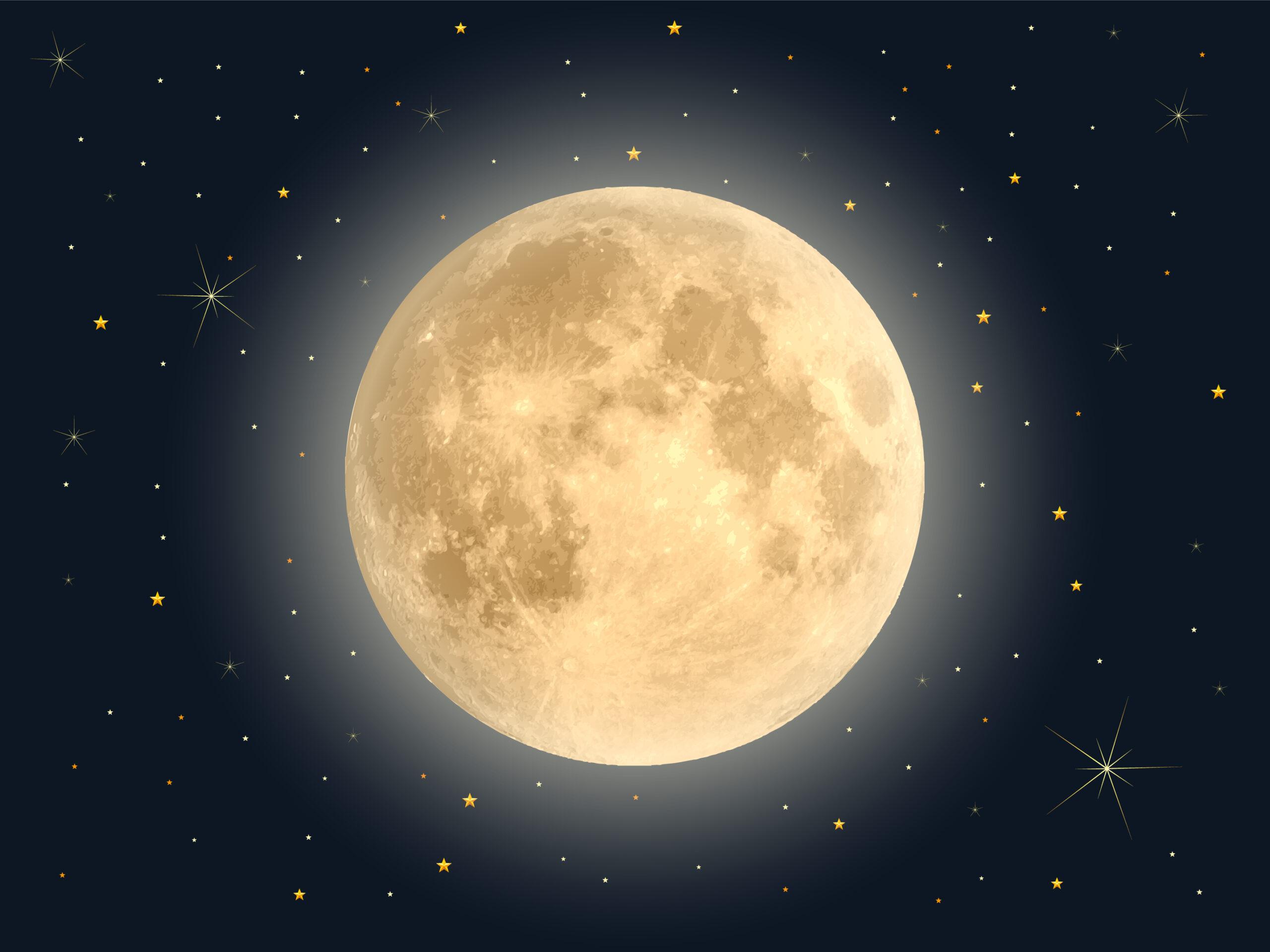 満月の名前