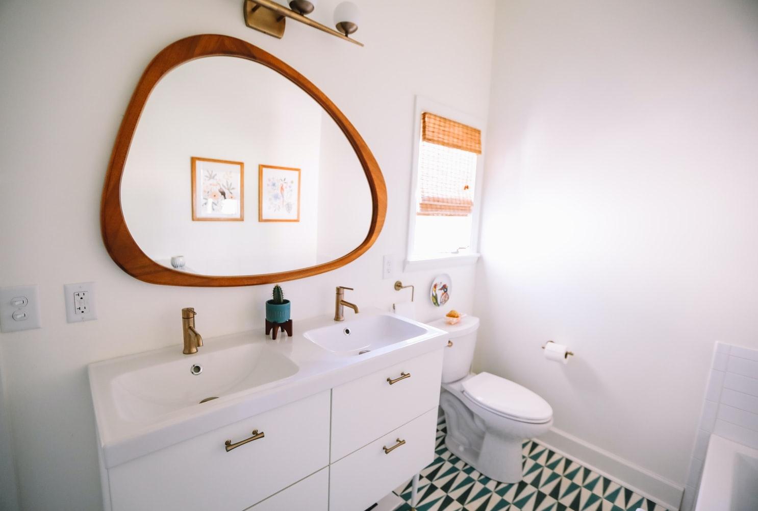 トイレもお洒落と過ごしやすさを重視