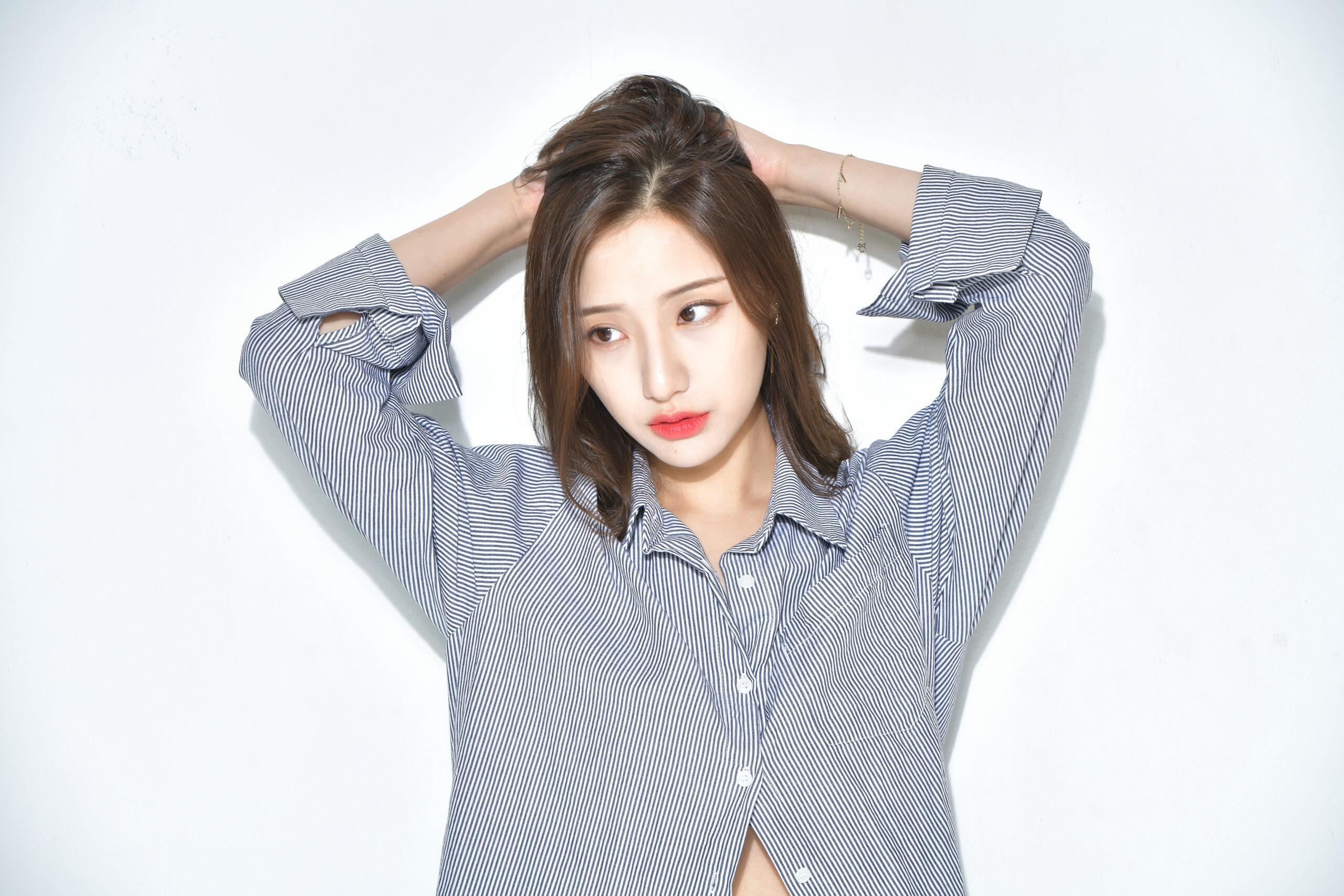 韓国女子のような前髪になりたい!