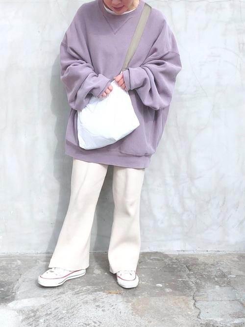 """女性らしい""""紫色"""""""