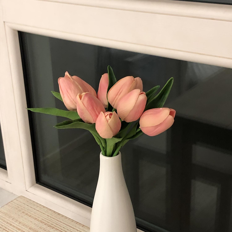 ♡ お花を育てるの