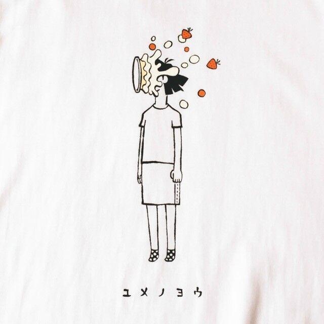 minneで見つけた個性派Tシャツ