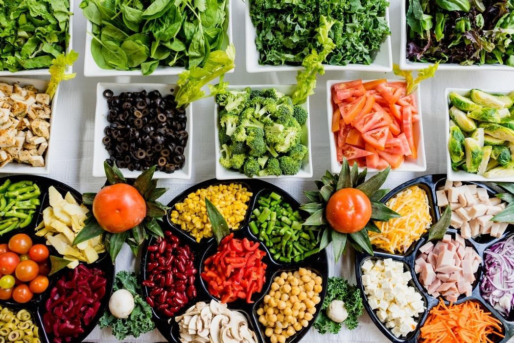 食欲が止まらない時には野菜をたっぷり