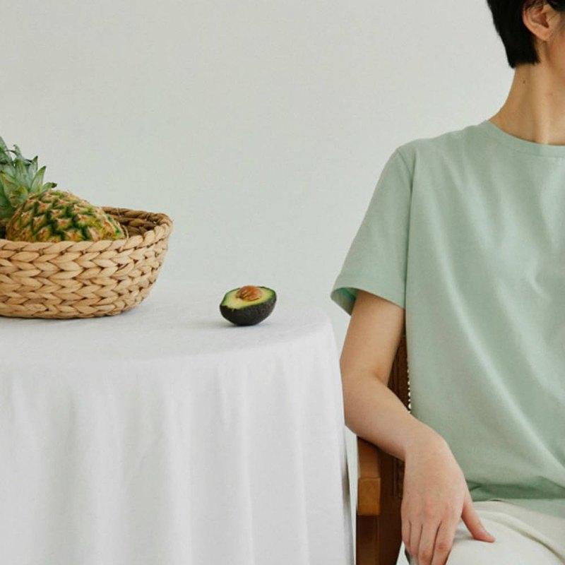 """スーッと爽やか""""ミントグリーン"""""""