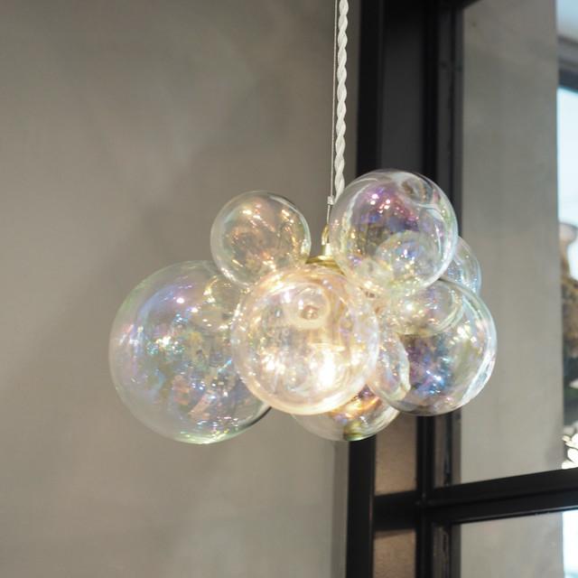 バブルランプでお部屋に統一感を