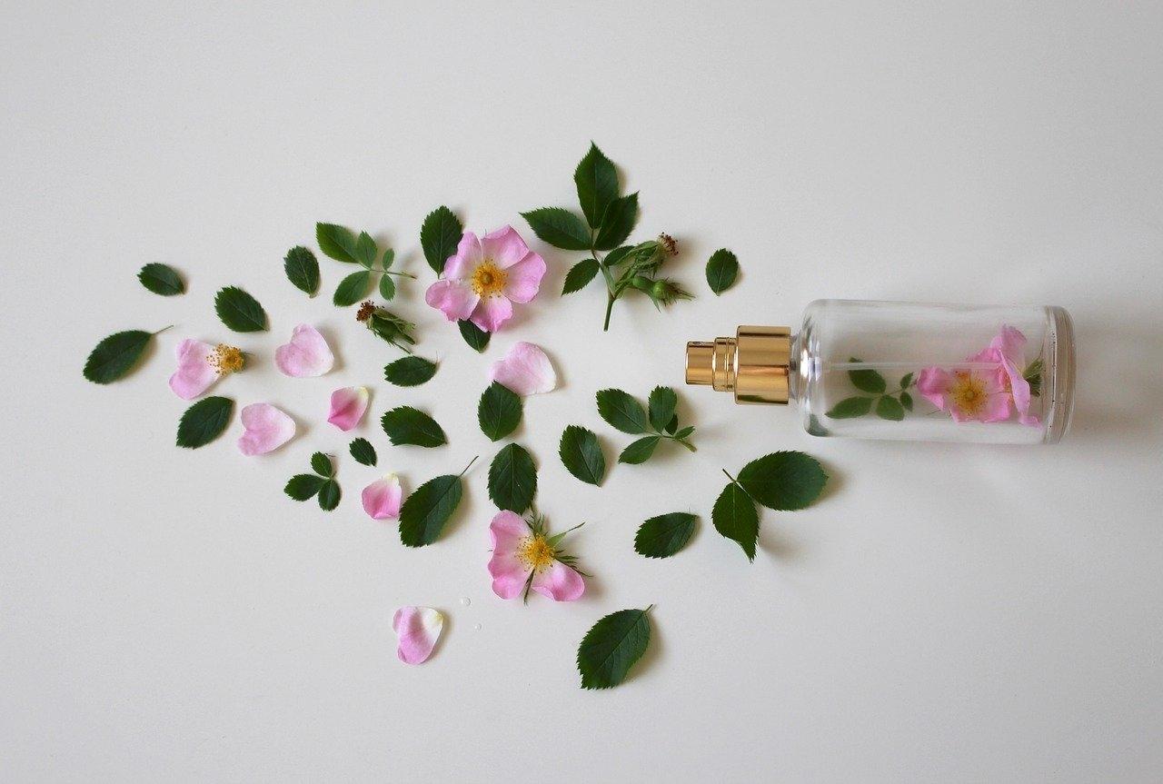 [4]ご自愛「香水」でリフレッシュ