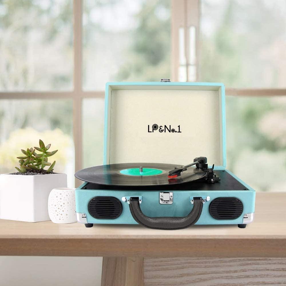 レコードで音楽を聴く