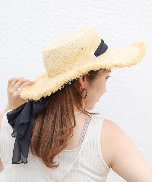 帽子の時のヘアってパターン少なくない?
