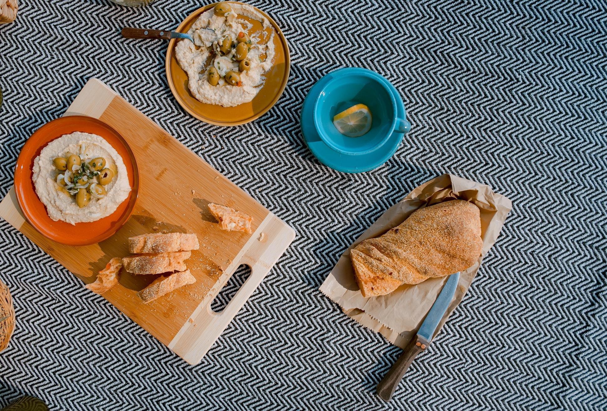 ♡|お弁当を作ってピクニック
