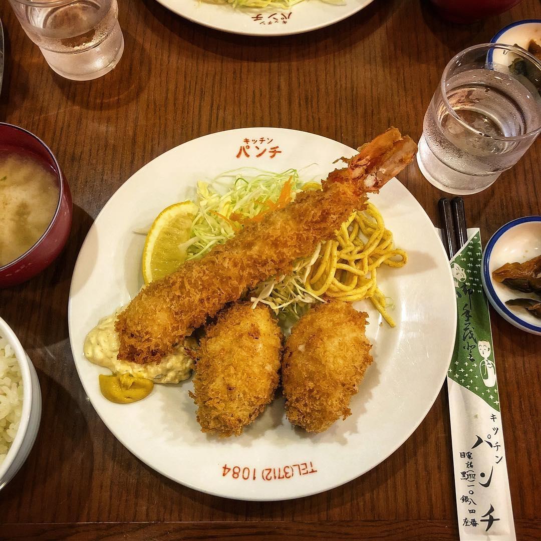 キッチンパンチ<中目黒>