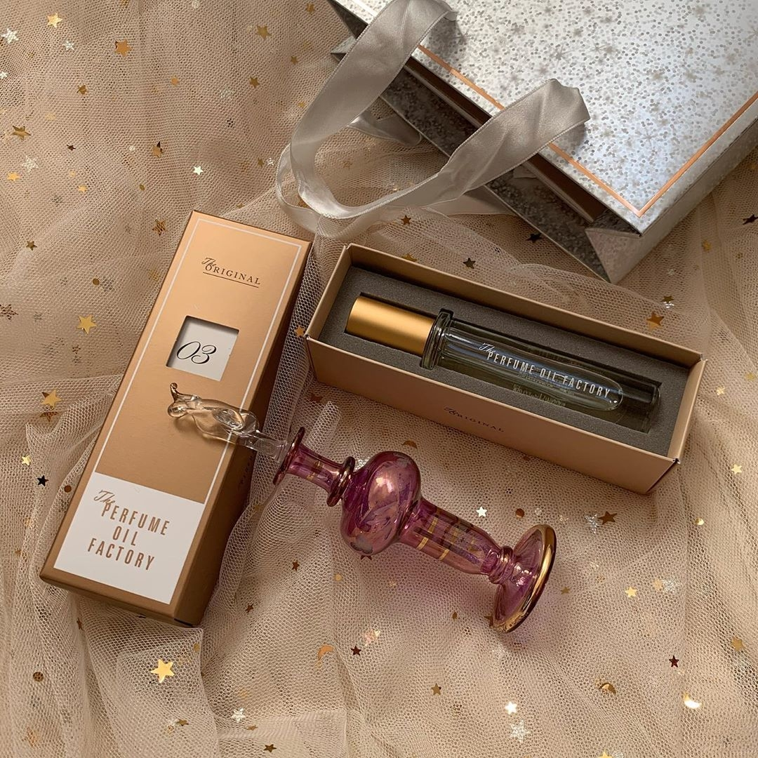 ○The PERFUME OIL FACTORY