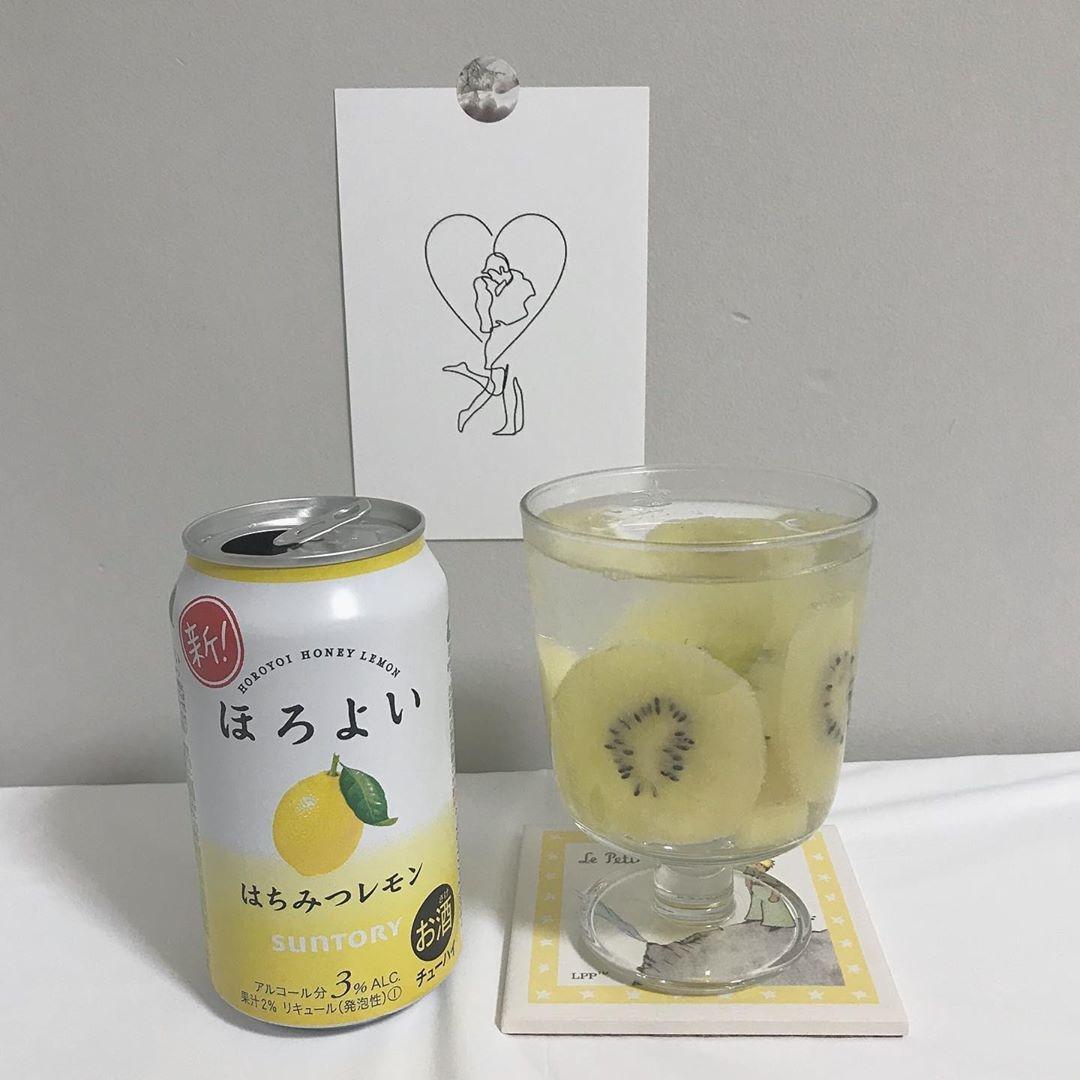 <はちみつレモン>キウイ