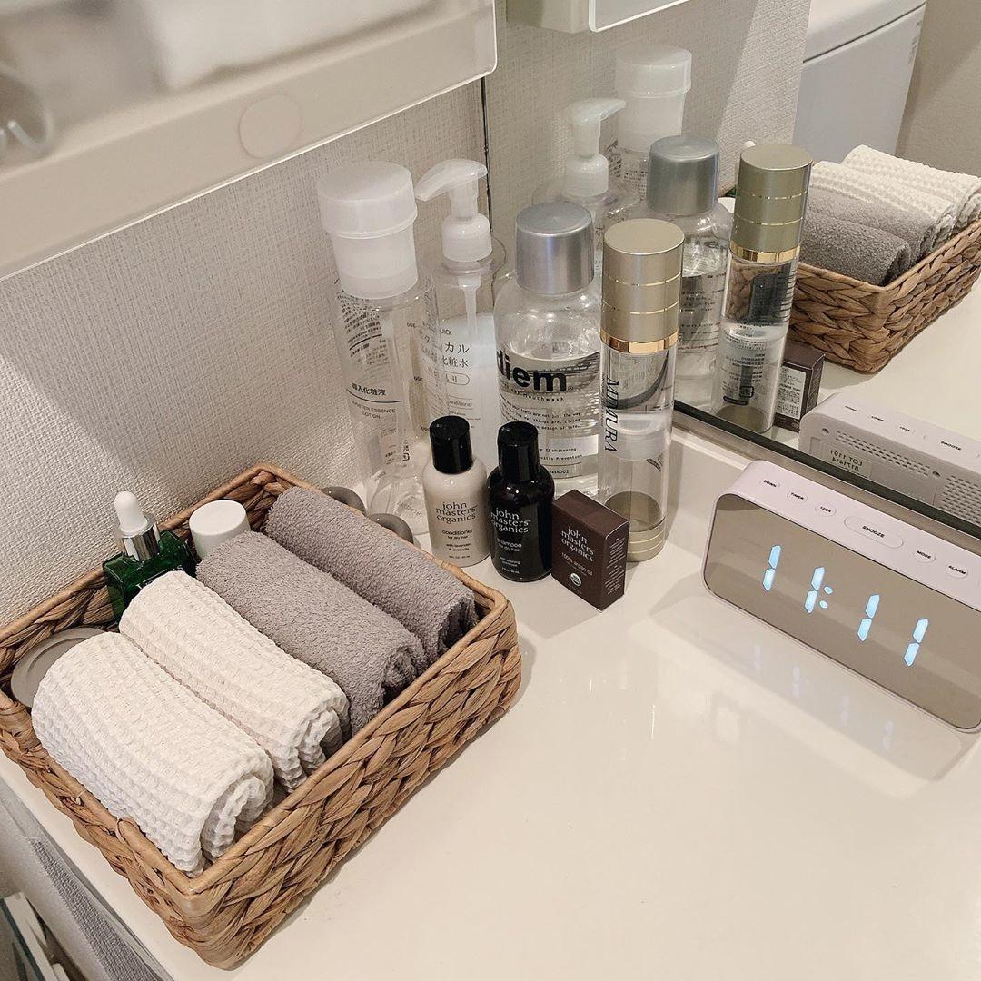 5|タオルの置き方を工夫する