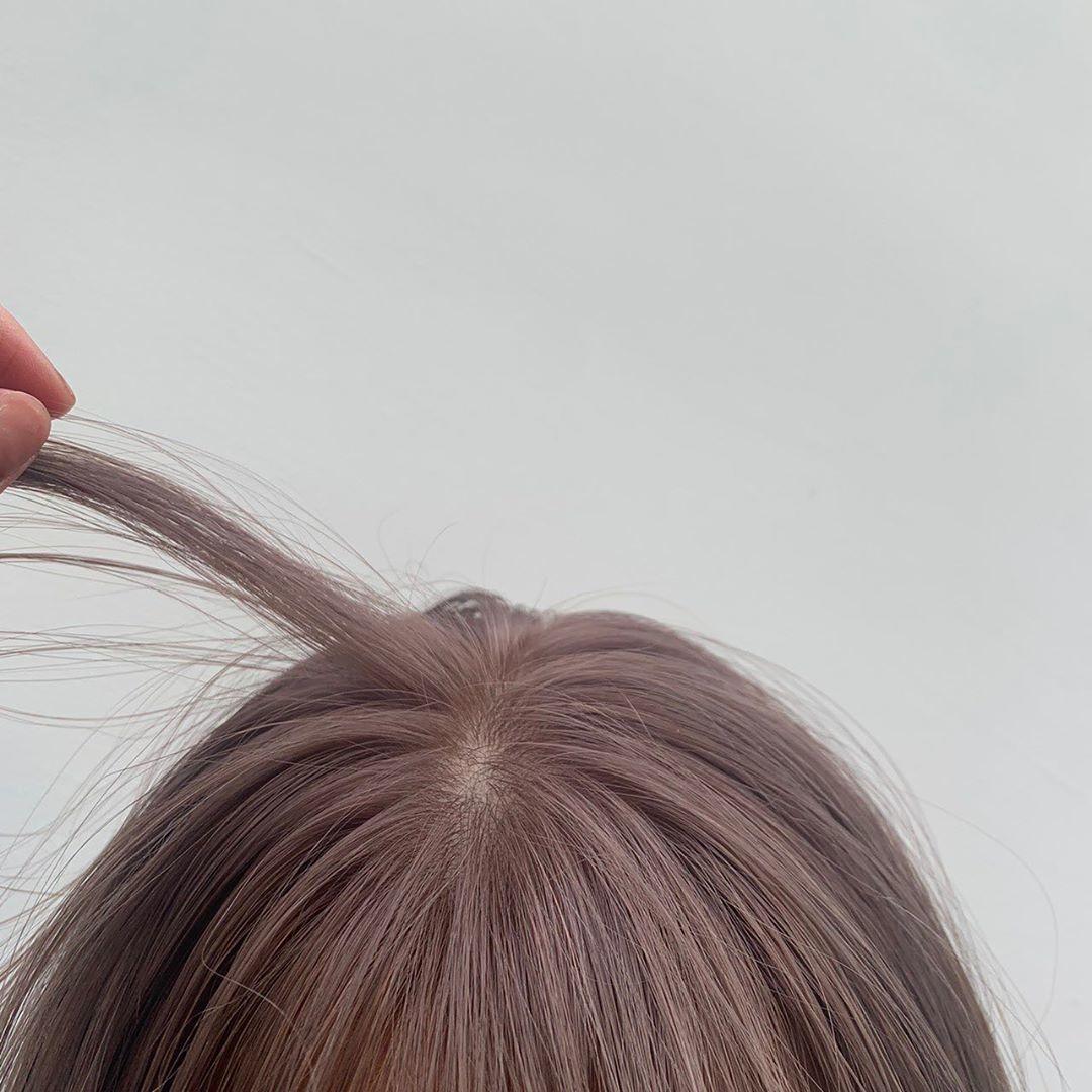 そろそろ髪の毛染めたいのが本音