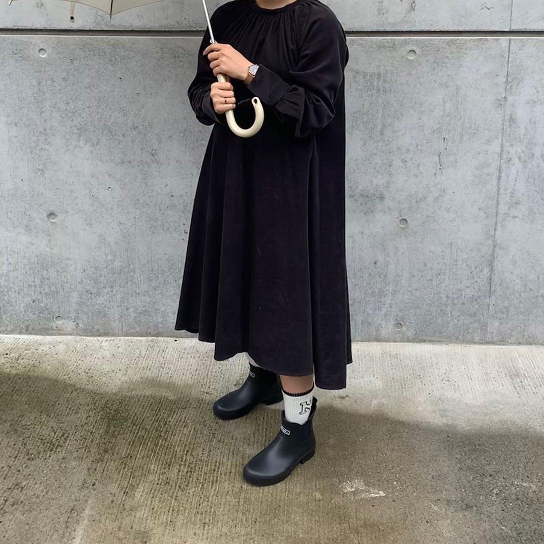 雨の日コーデ&itemにトライ!