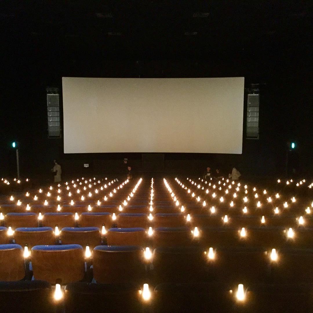 立川シネマシティで臨場感のある映画を