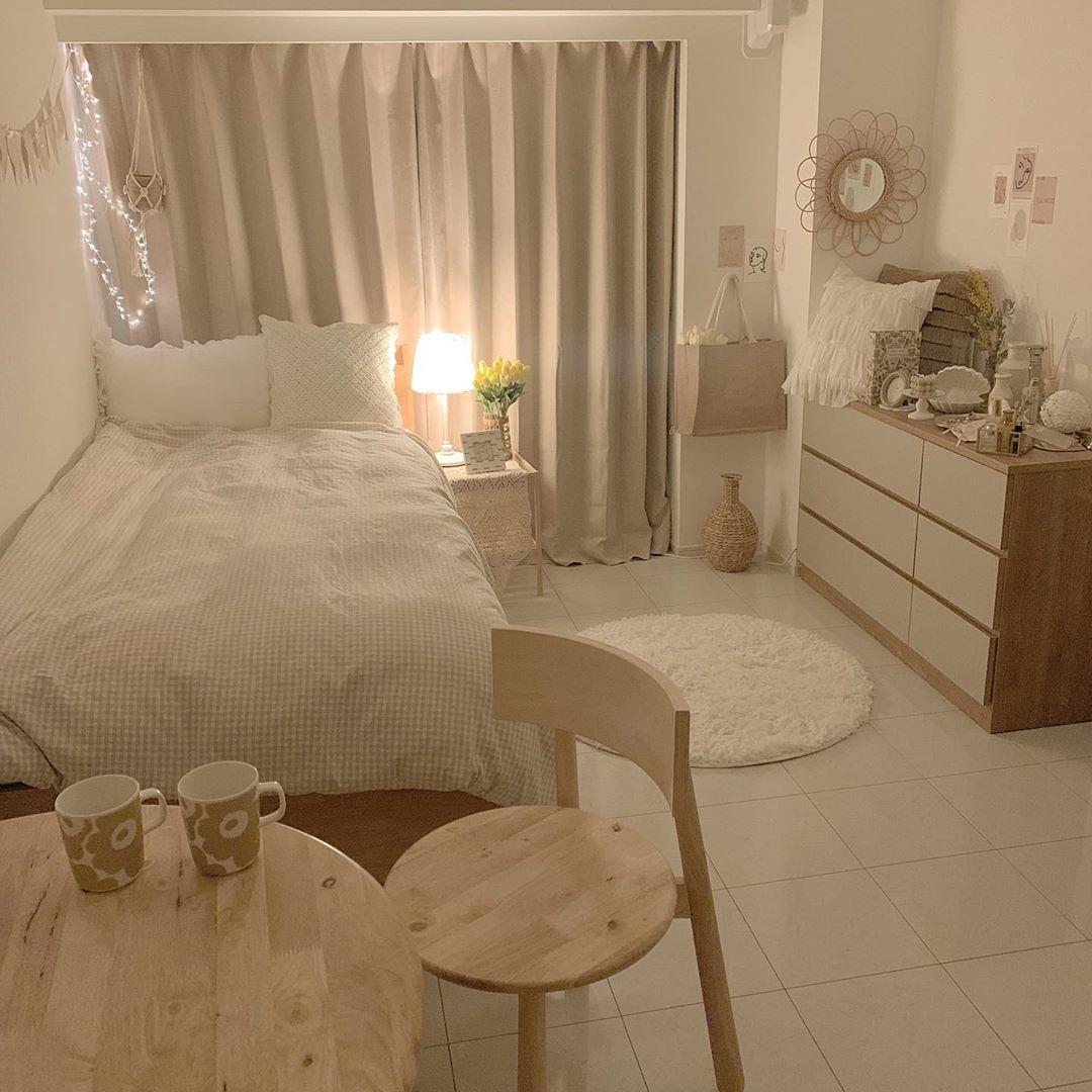 私の夢は素敵なお部屋にすること