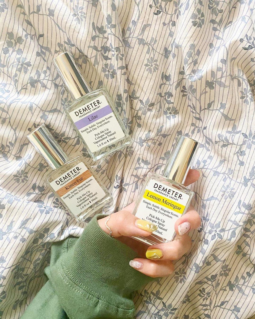 4.ディメーターの香水