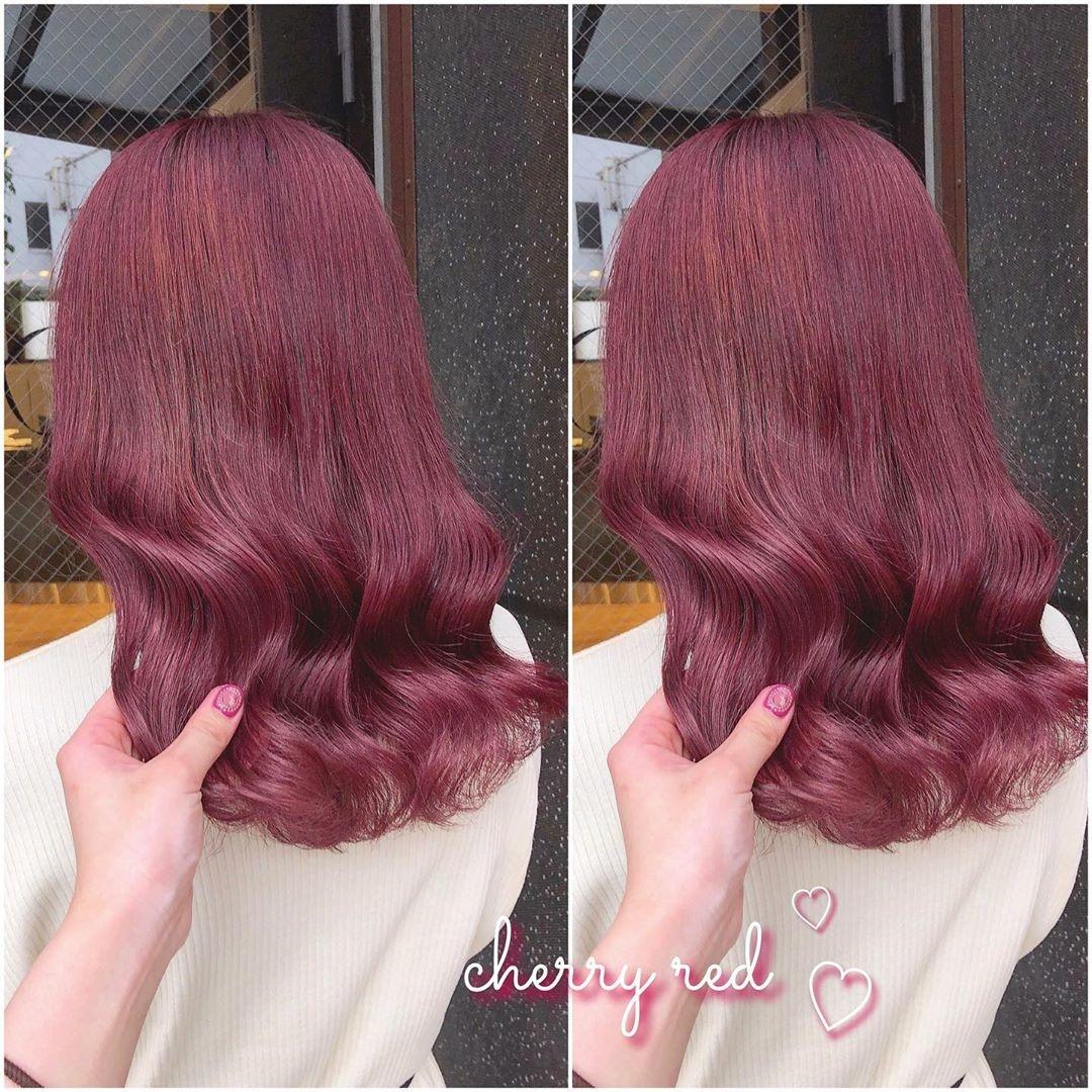 アゲ剤②|ピンクの力を信じるっ!なヘアー