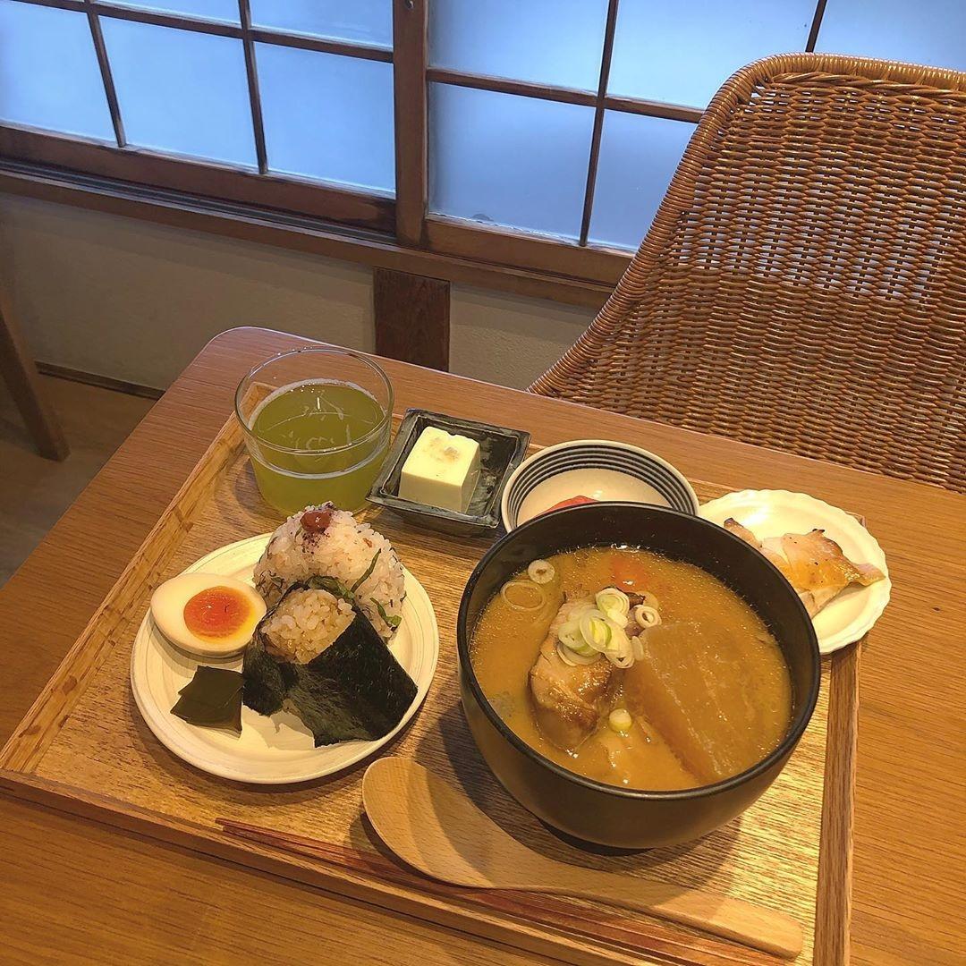 『MISOJYU』でほっこりランチ
