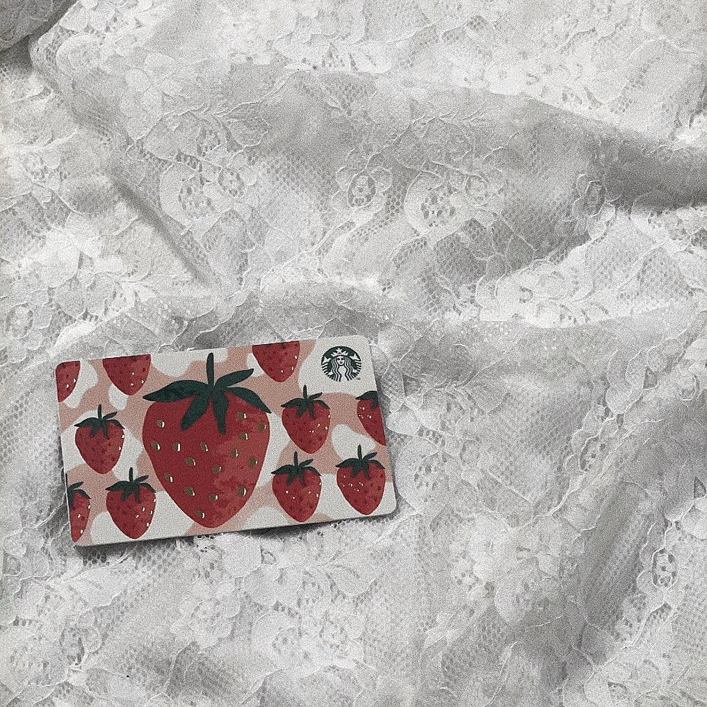 カードをゲットしてスタバマスターにUP?