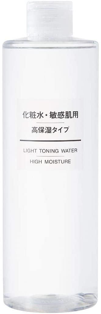 無印良品 化粧水・敏感肌用・高保湿タイプ 400mL