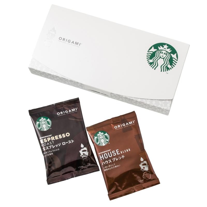STARBUCKS ORIGAMI パーソナル ドリップコーヒー ギフト
