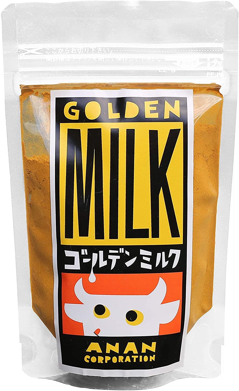 ゴールデンミルクブレンド