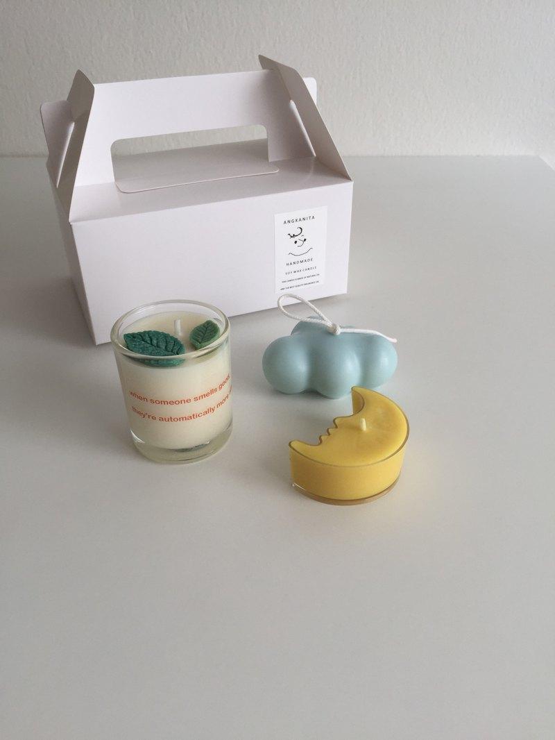 Moon Candle Box Set